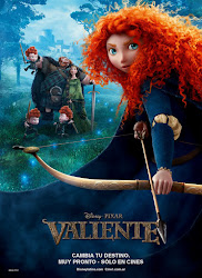 Valiente / Brave: Indomable Poster