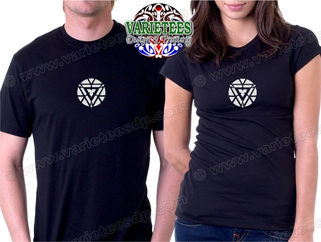 Ironman Arc Reactor Shirt