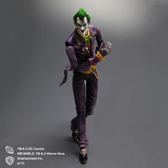 Play Arts Kai The Joker