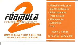 Fórmula 2 Automotivo