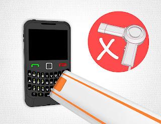 tips hp masuk air, saat ponsel kena air bajir, cara menangani smartphone kemasukan air