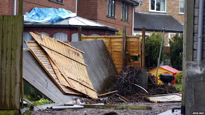 >Weak Tornadoes Strike Warwickshire, Essex Communities