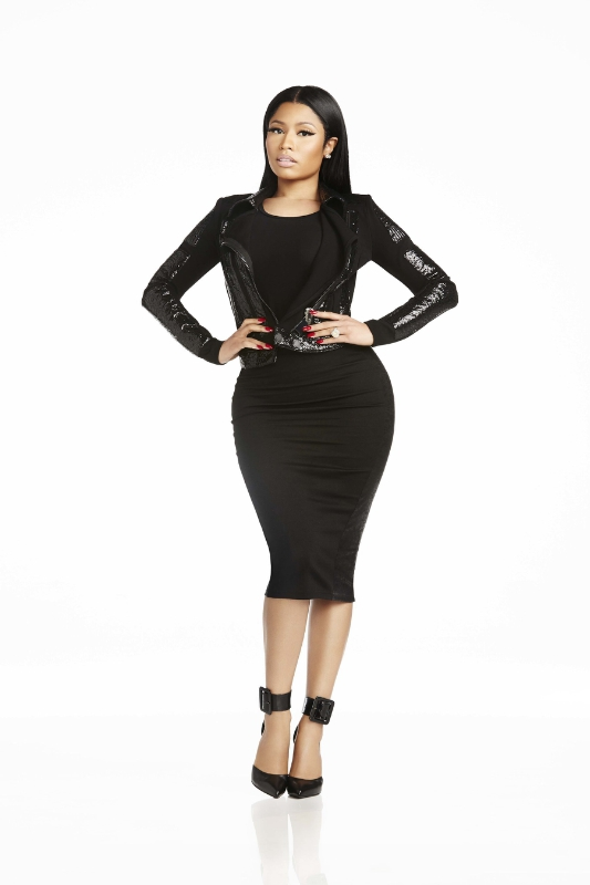 Talk Of The Town By Orikinla How Nicki Minaj Rocked Cyber Monday With Her Exclusive Holiday