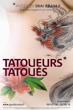 Actu expos / Tatoueurs tatoués