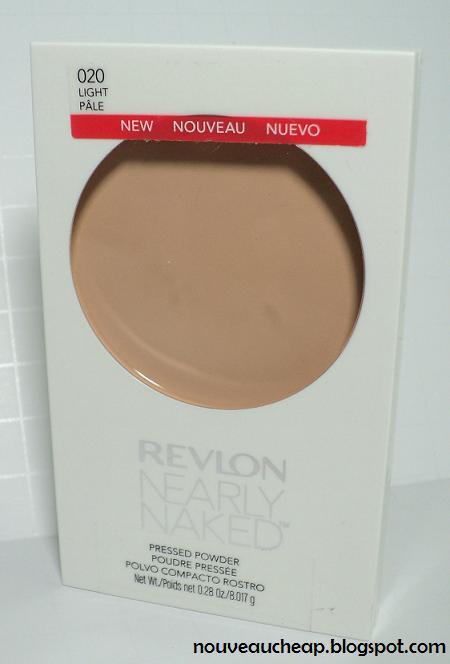Revlon Nearly Naked Pressed Powder   eBay