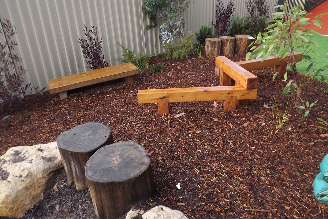 Backyard Nature Playground : Learning for Life Outdoor Play Linkup  developing an outdoor area