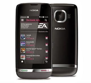 Harga Dan Spesifikasi Nokia Asha 311 New