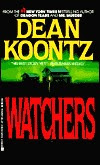 Cover of Watchers by Dean Koontz