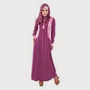 baju pesta muslim cantik