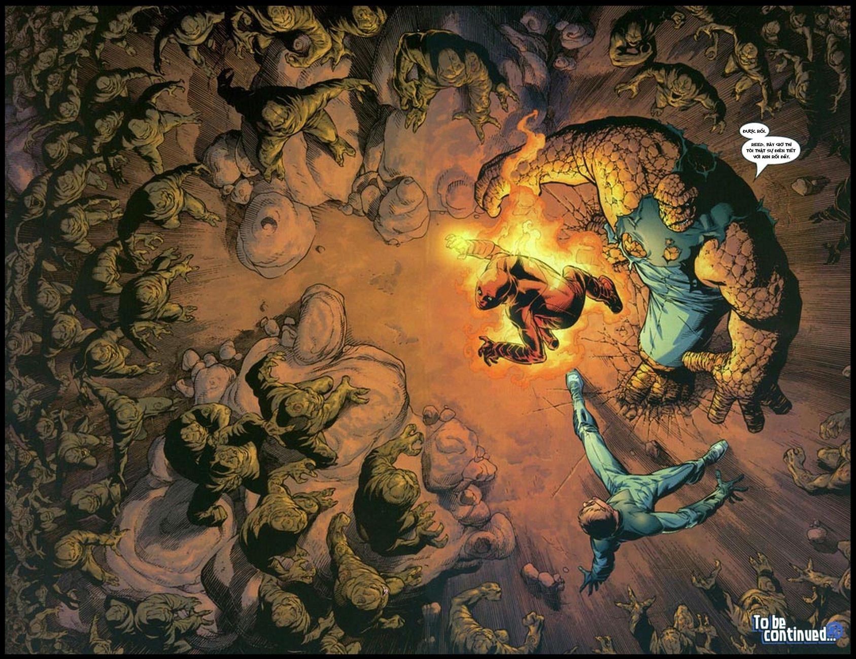 Ultimate Fantastic Four chap 5 - Trang 18