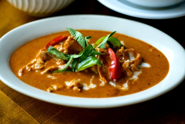 Resep Masakan Panang Curry Thailand