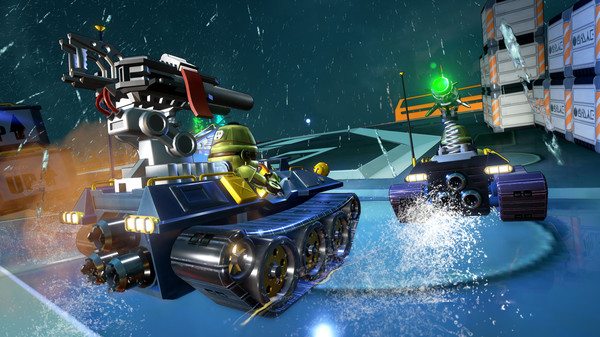 Space Dust Racers PC Game Free Download