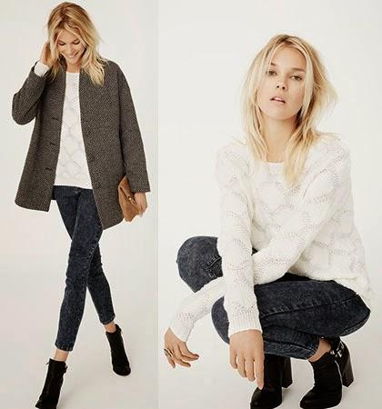 Suiteblanco jeans abrigo otoño invierno 2014