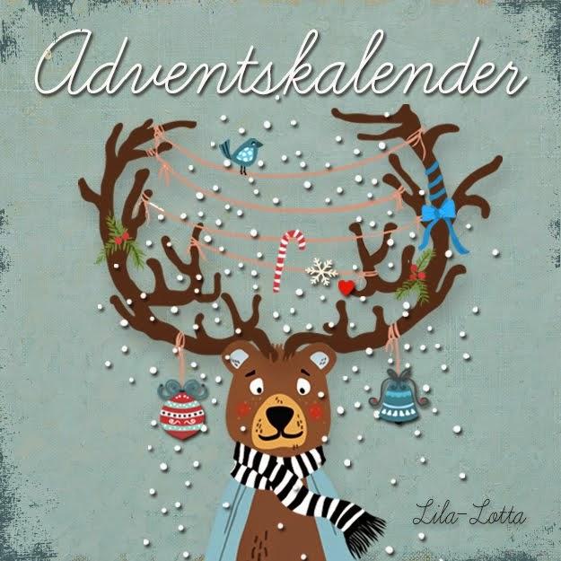 Der Lila-Lotta Adventskalender