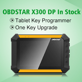 Newest OBDSTAR X300 DP