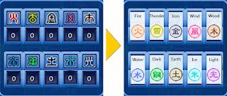 Digimon Masters Online стихии
