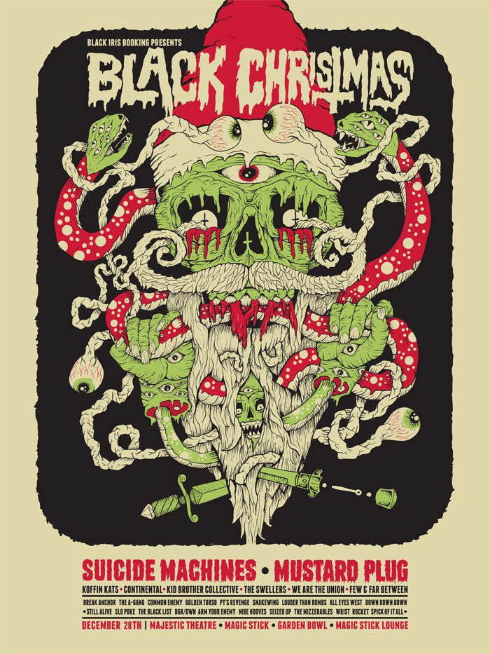 Suicide machines perfect day