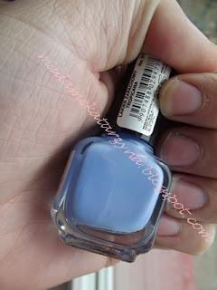 Błękit nieba ♥ pastelowy lakier Miyo w akcji!