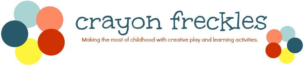 Crayon Freckles