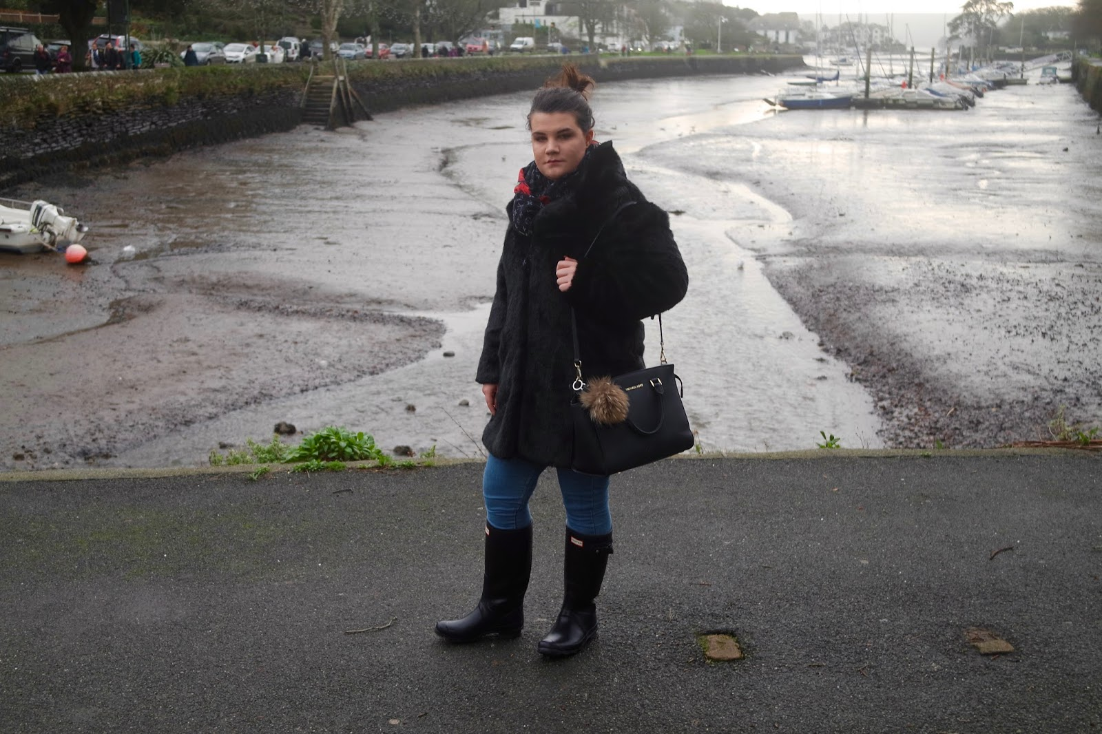 OOTD || Boxing Day By The Quay
