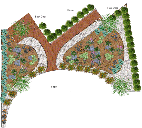 Home garden and landscaping elements of landscape design for Element landscape design