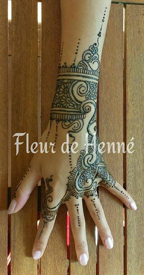 henné hindi lorraine