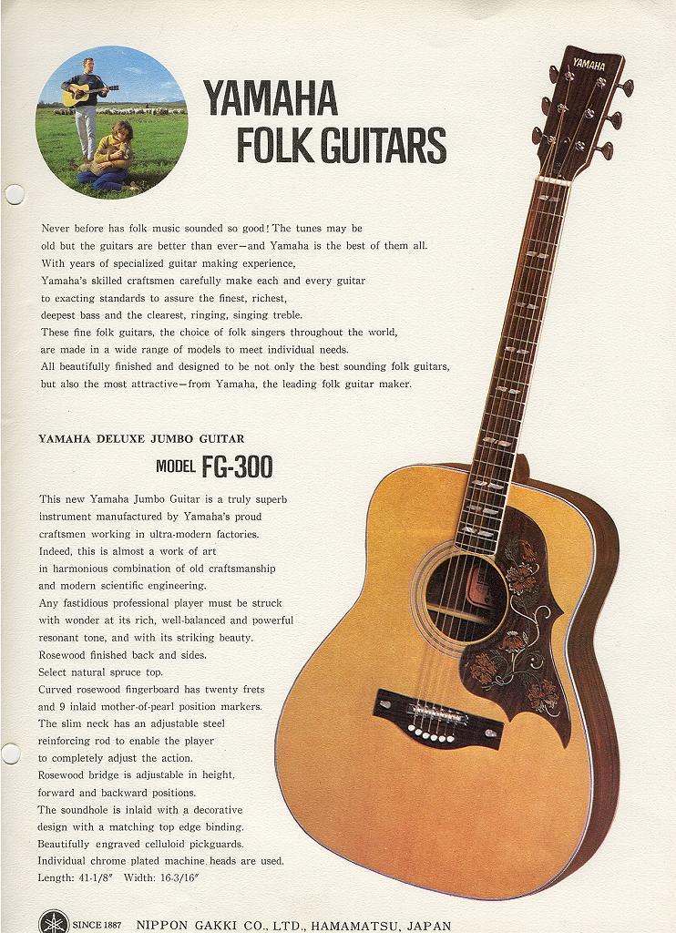 Red Label Yamaha Fg Guitars