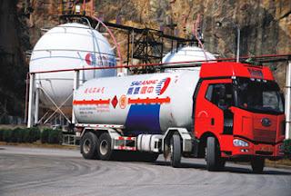 中國燃氣 384 LPG