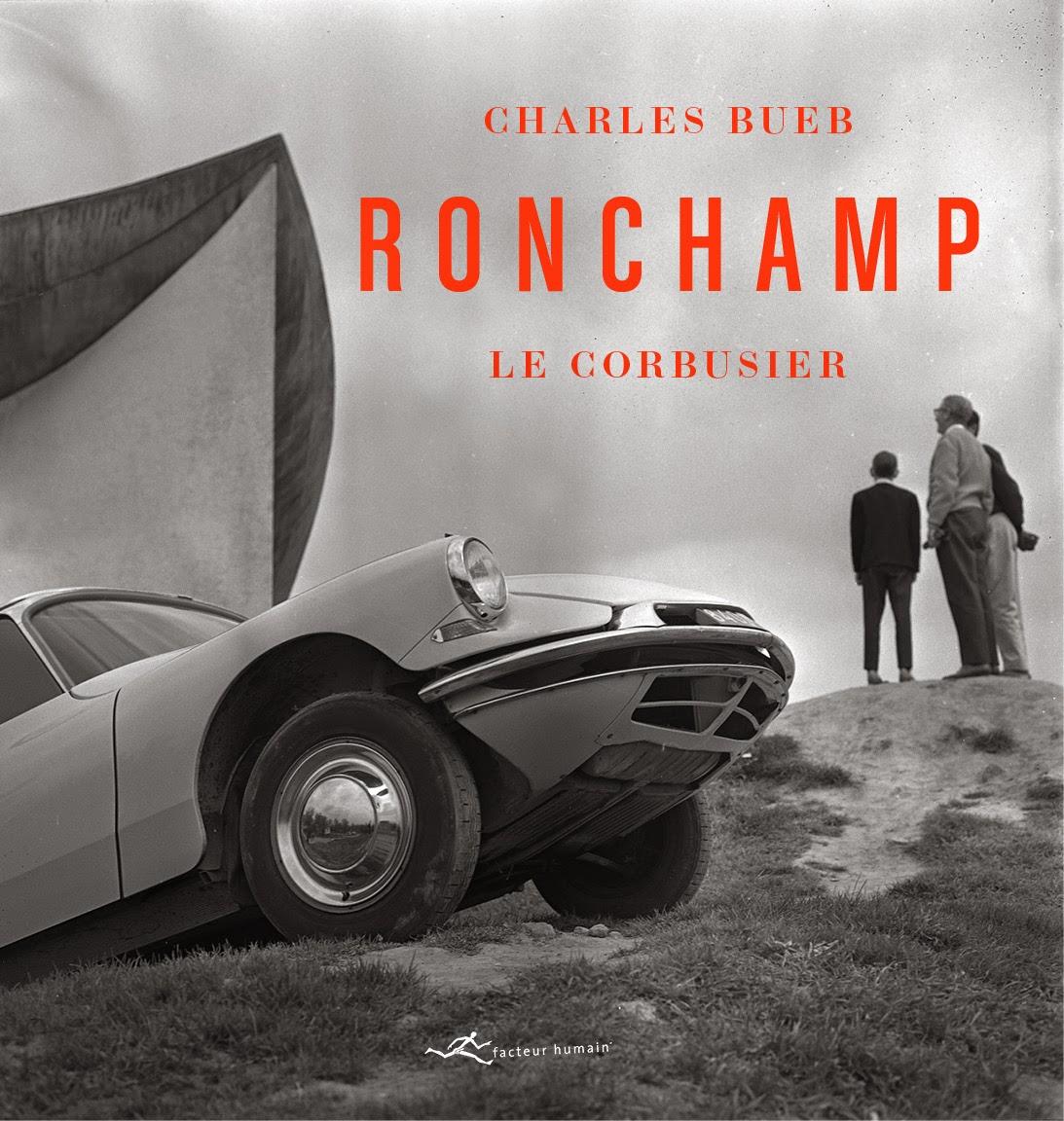 Ronchamp par Charles Bueb