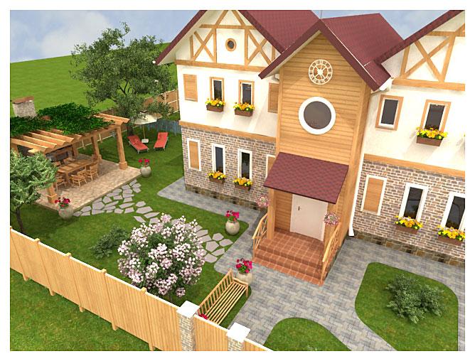 Проект домашнего детского сада