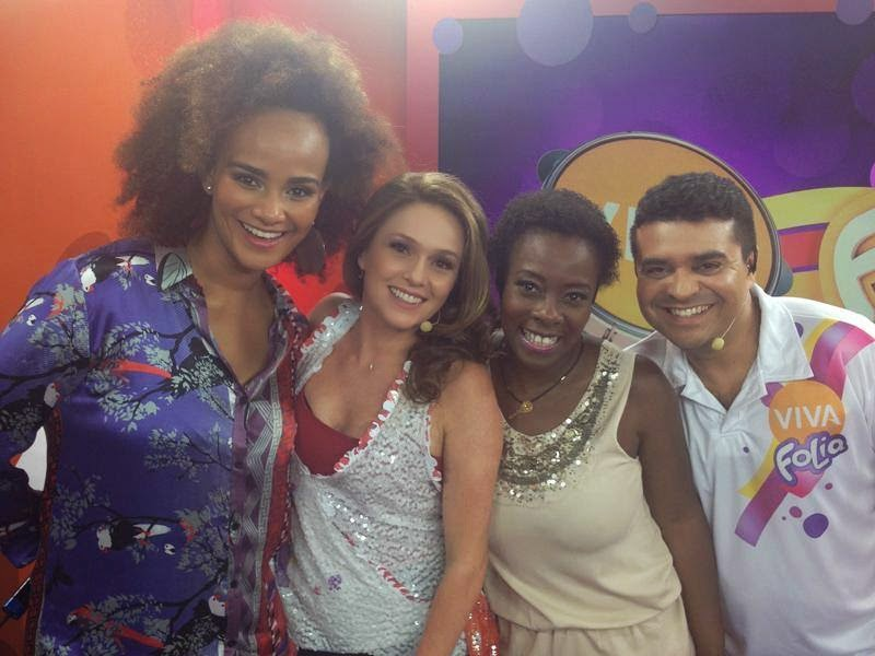 Carnaval 2014: Transmissão Desfile das Campeãs