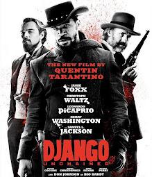 Portada de la película Django