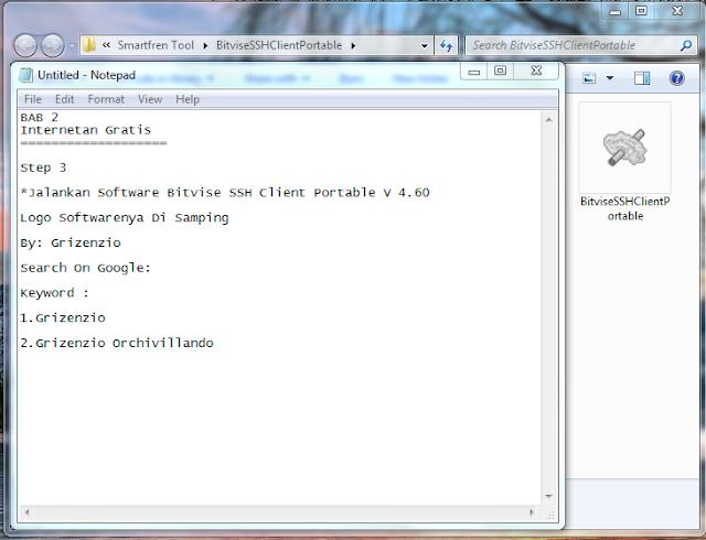 2013 06 27 200508 Cara Setting Dan Menggunakan SSH , Proxifier, Bitvise By Grizenzio