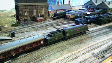 MORE PHOTOS FROM MY MODEL RAILWAY COLLECTION.