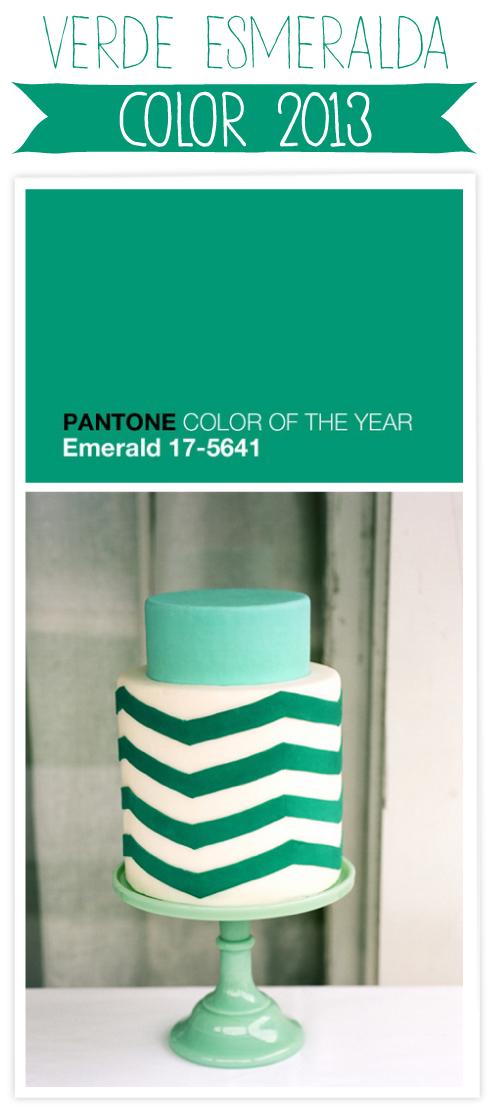 verde esmeralda color 2013