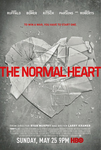 The Normal Heart (BRRip HD Ingles Subtitulada) (2014)