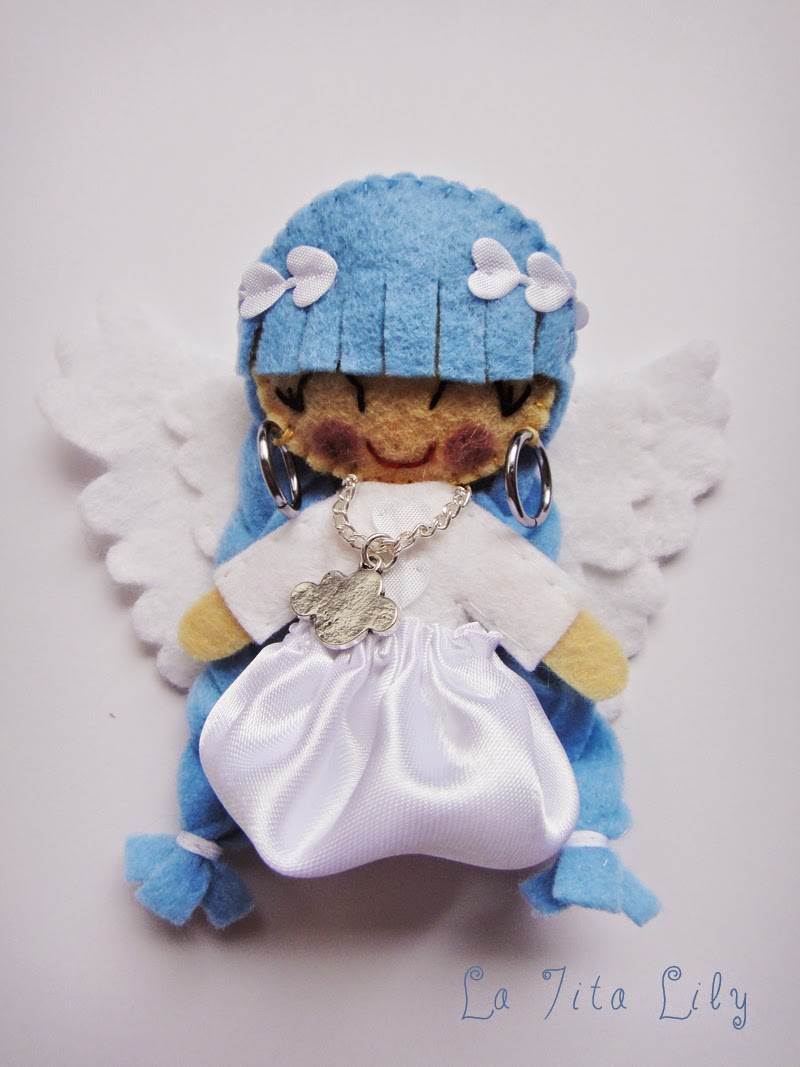 Broche Ángel