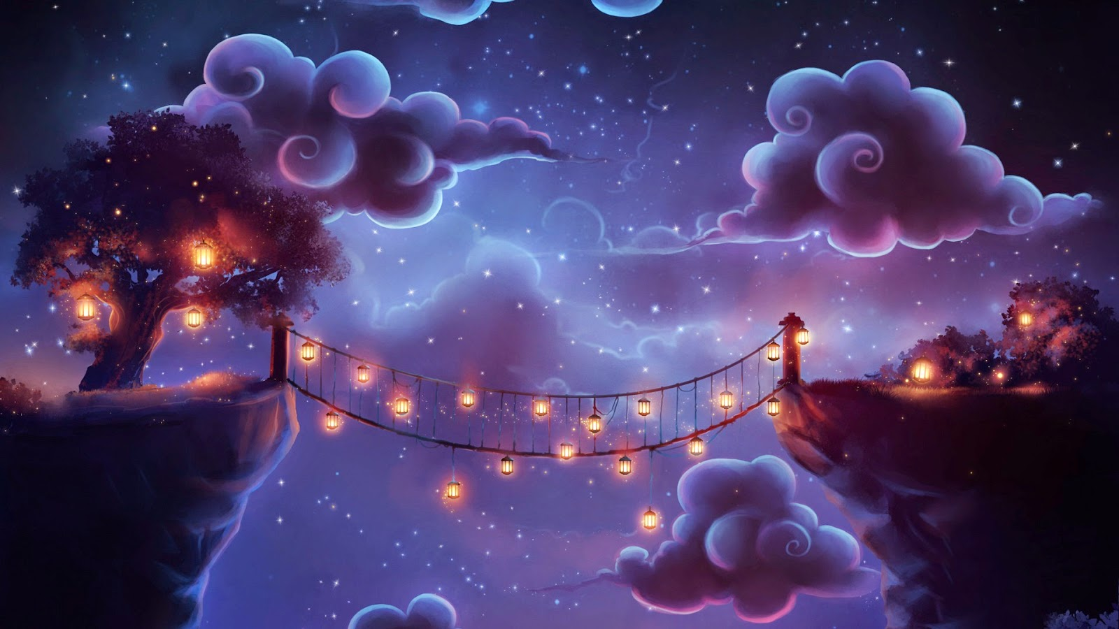 amazing-Lovely-night-fantasy-decoration-with-clouds-tree-house-light.jpg