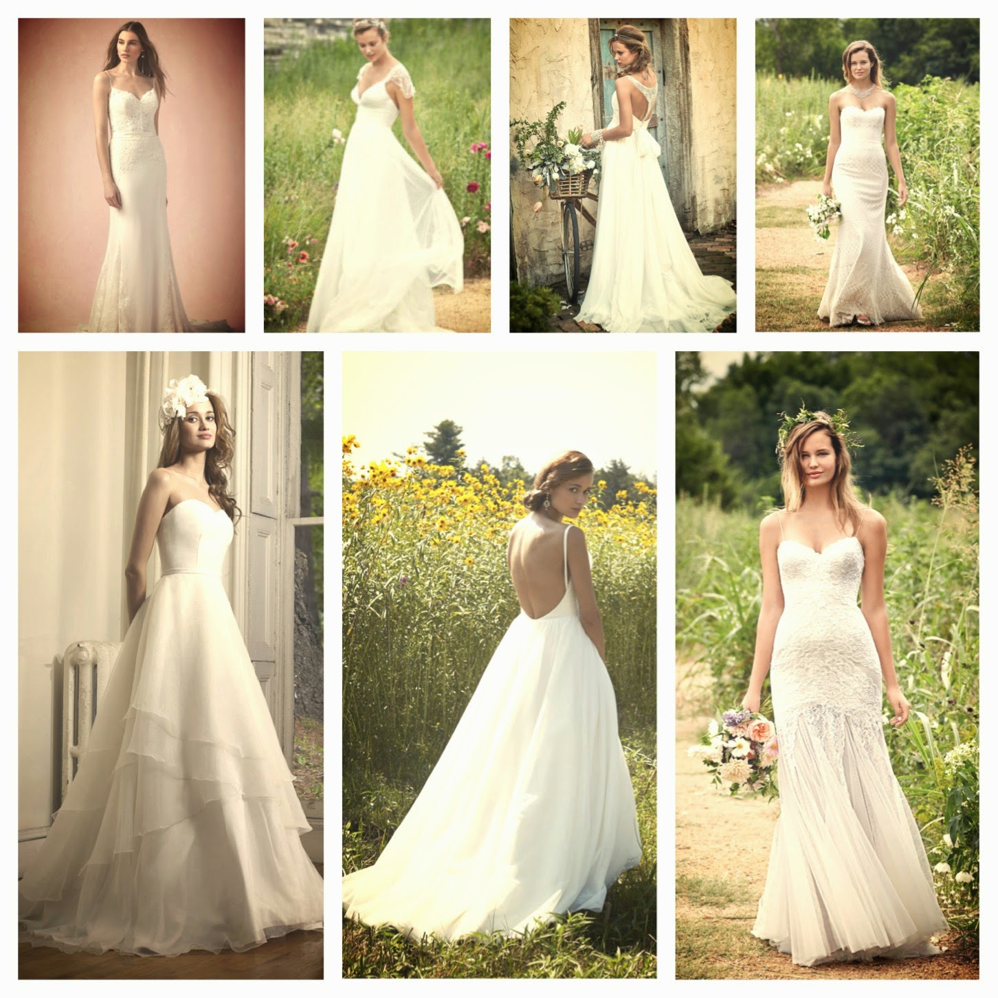 Miss Ruby Boutique: Effortless & Beautiful Boho Bridal Gowns