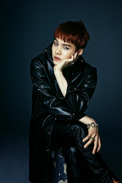 BTS Suga Profile