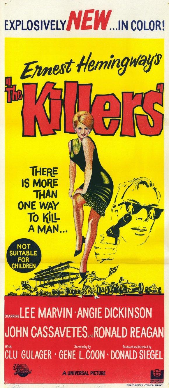 the evening class noir city x the killers 1964�movie