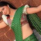 Nisha Shah in Saree Cute Photos