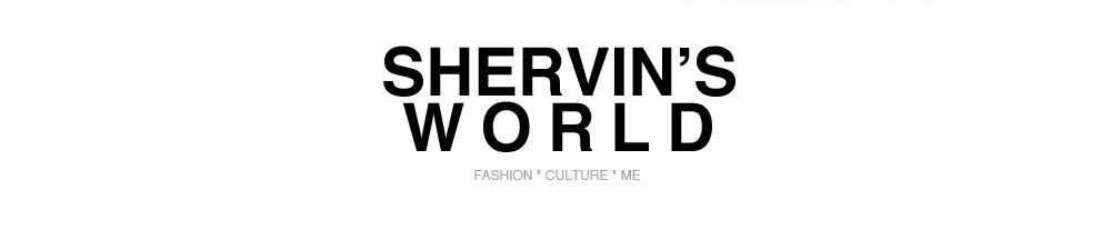*Shervins World - where hipsters live and die