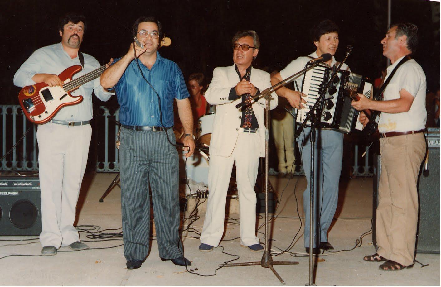 La musica pop a san Marco in Lamis