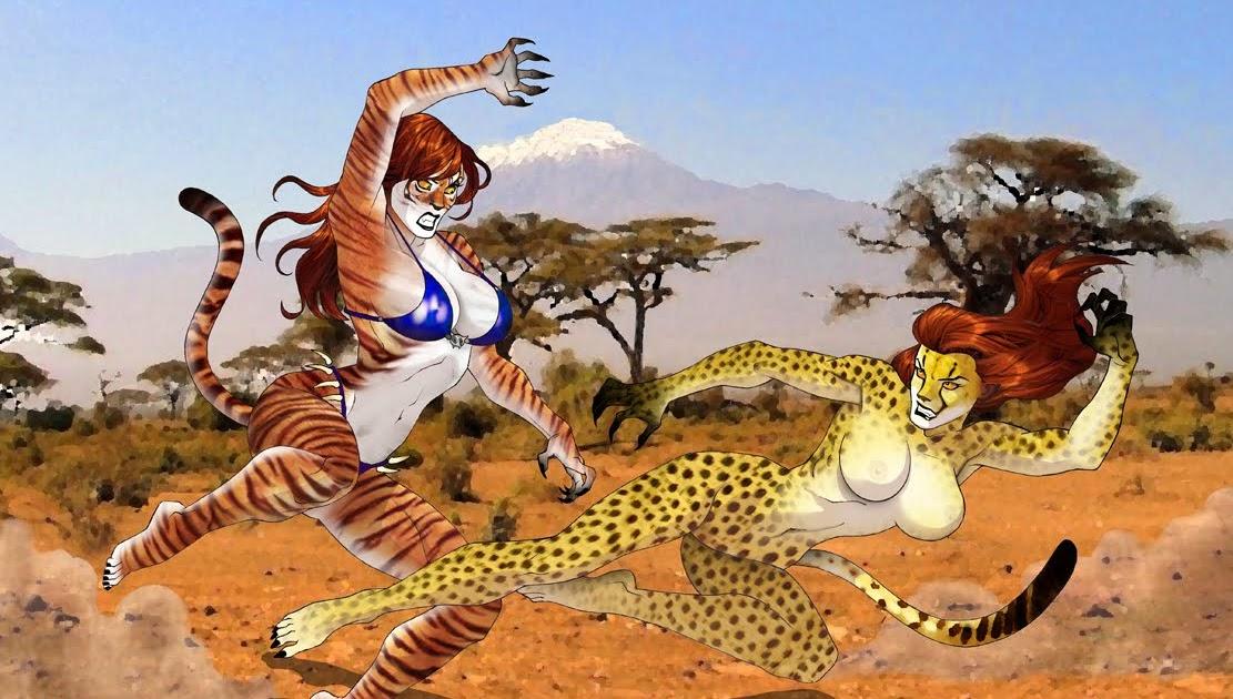 tommy tejeda  tigra vs  cheetah