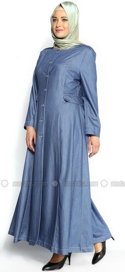Baju Muslim Badan Gemuk