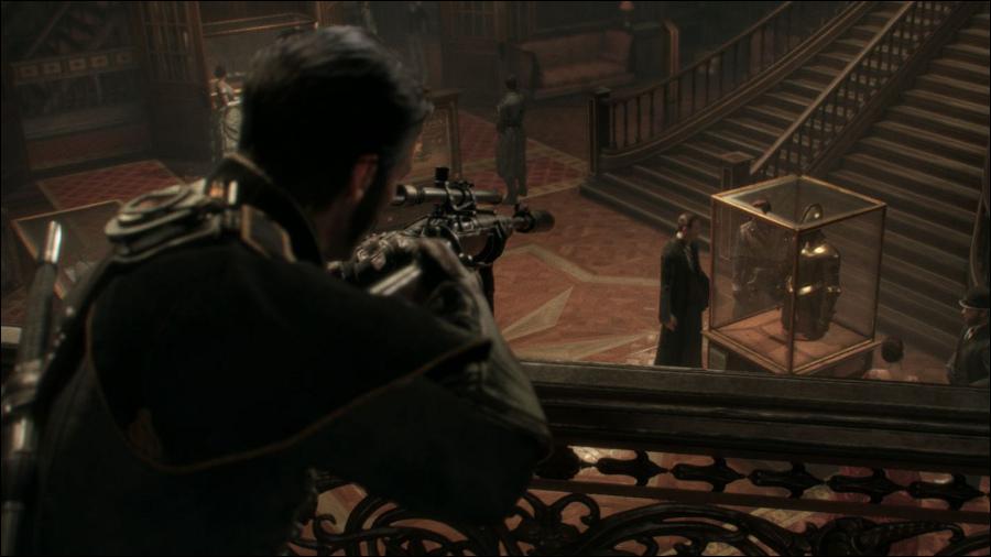 Novo gameplay de 14 minutos de The Order: 1886