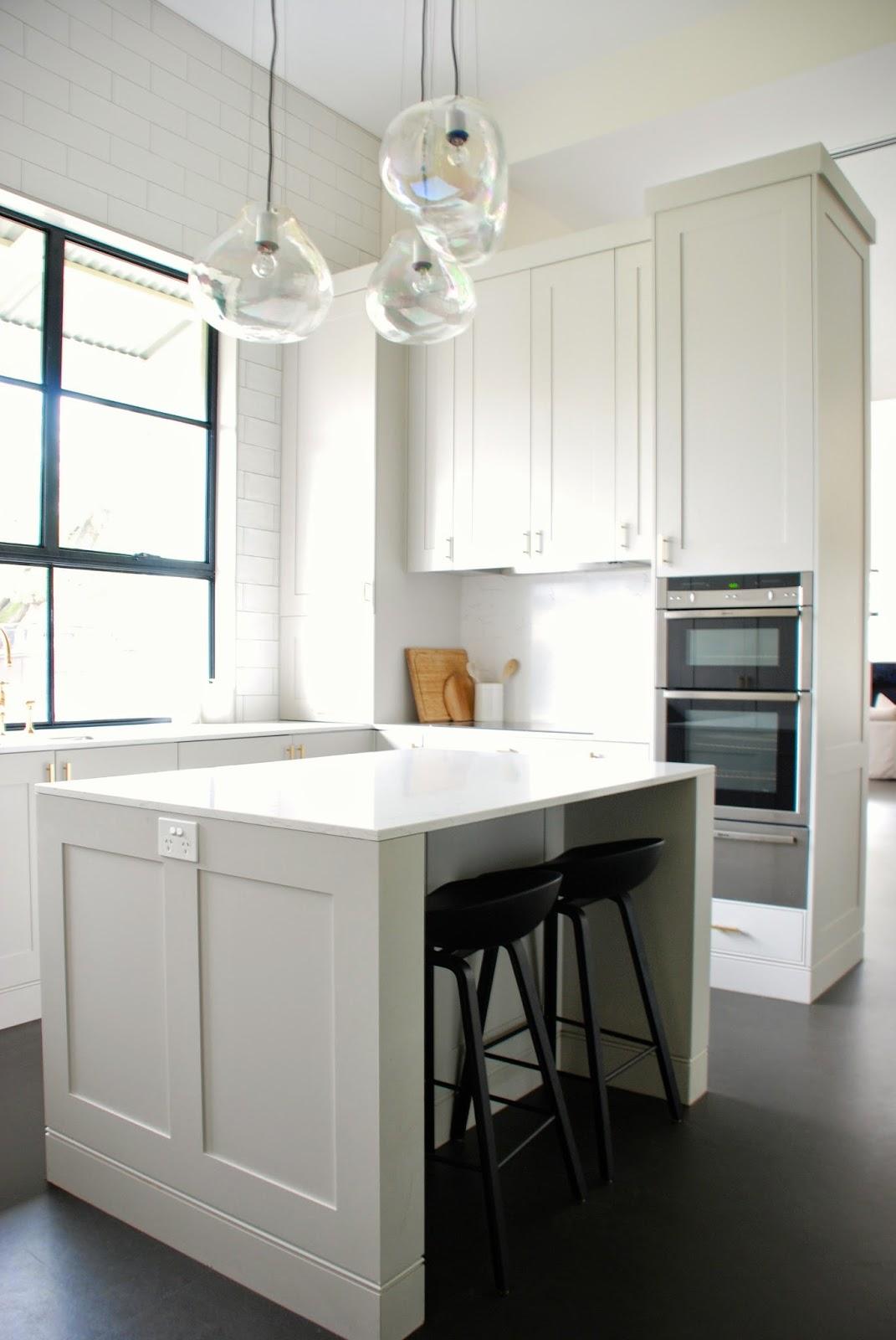 Adelaide Villa: Renovation - The finished Kitchen