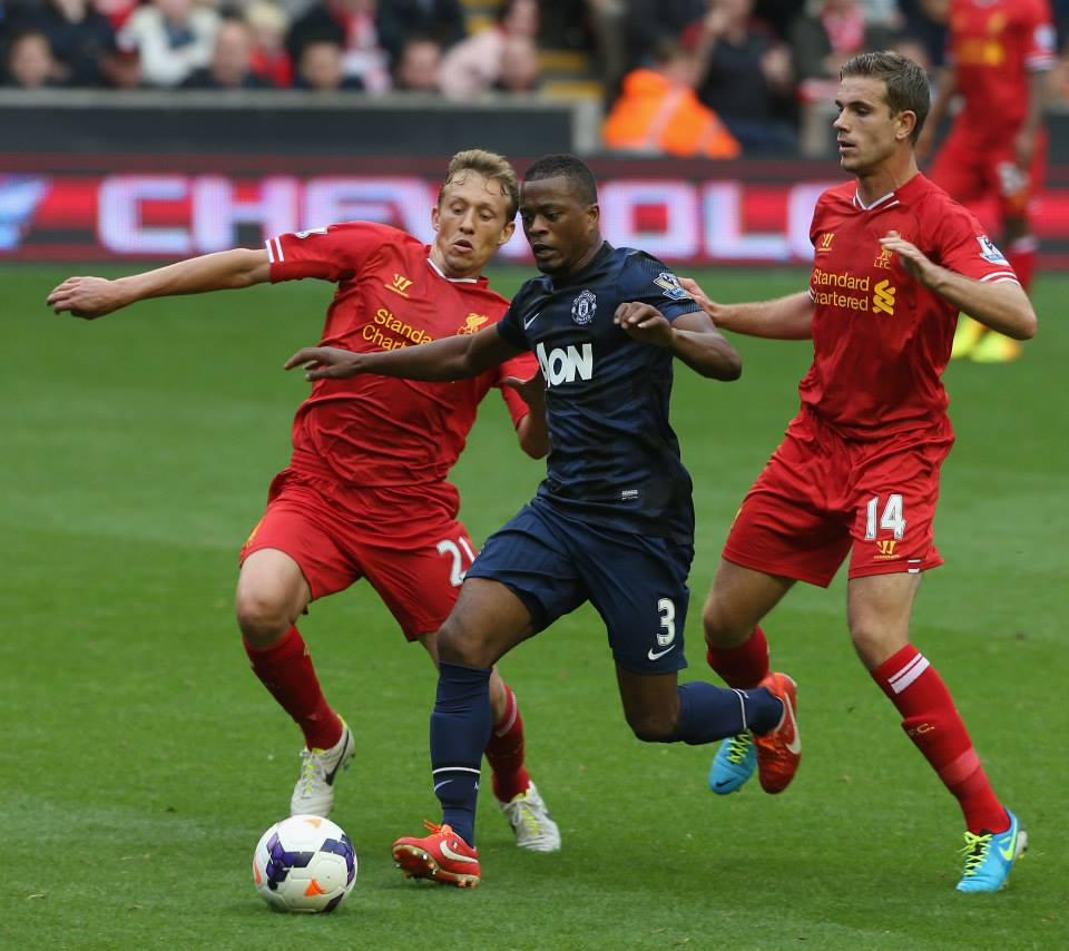 Manchester United: Image Galery, Liverpool Vs Manchester United 1-0