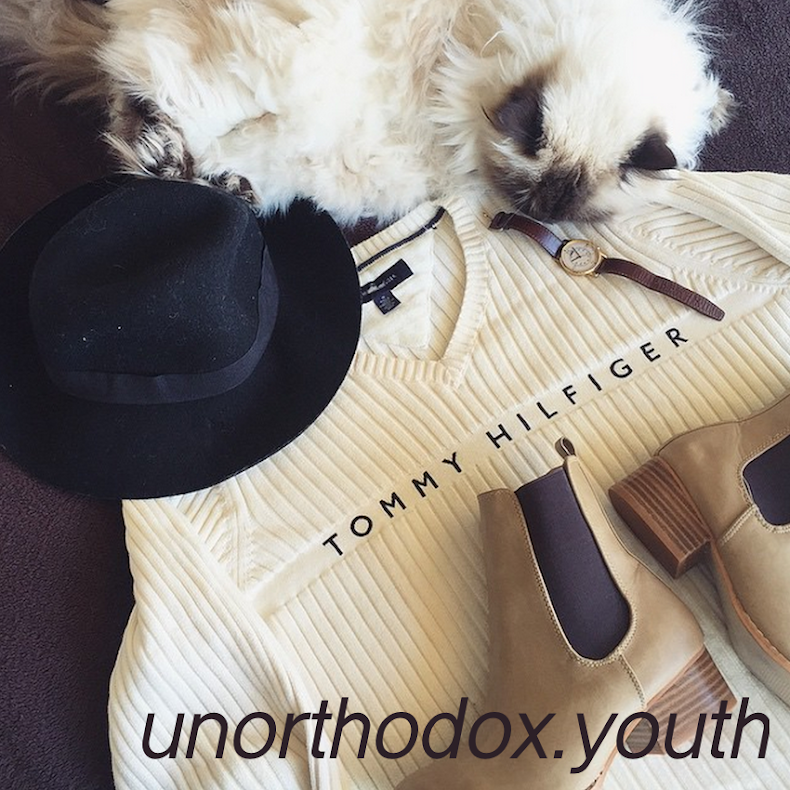 Unorthodox Youth